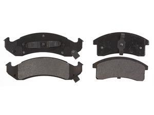 ACDELCO GOLD/PROFESSIONAL 17D623MX Front Brake Pad Set