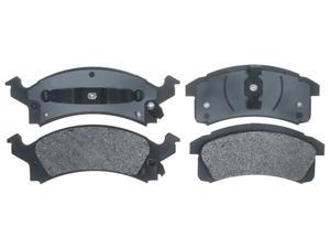 ACDELCO GOLD/PROFESSIONAL 17D506M Front Brake Pad Set