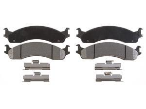 ACDELCO GOLD/PROFESSIONAL 17D655MH Front Brake Pad Set