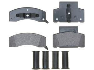ACDELCO GOLD/PROFESSIONAL 17D459MH Front Brake Pad Set