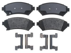 ACDELCO GOLD/PROFESSIONAL 17D699MH Front Brake Pad Set