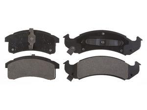 ACDELCO GOLD/PROFESSIONAL 17D505MX Front Brake Pad Set