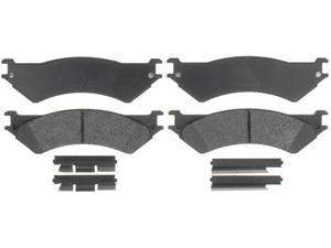 ACDELCO GOLD/PROFESSIONAL 17D802MH Rear Brake Pad Set