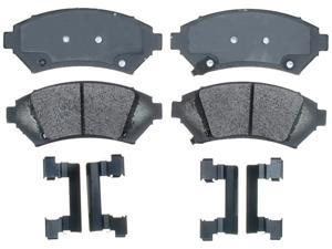 ACDELCO GOLD/PROFESSIONAL 17D818MH Front Brake Pad Set