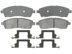 ACDELCO GOLD/PROFESSIONAL 17D757MH Rear Brake Pad Set