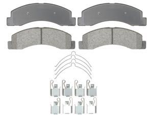 ACDELCO GOLD/PROFESSIONAL 17D824MH Front Brake Pad Set