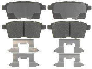 ACDELCO GOLD/PROFESSIONAL 17D1259CH Rear Brake Pad Set