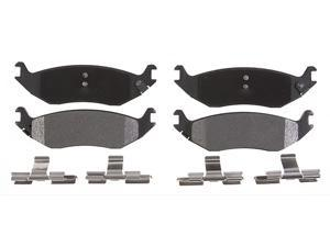 ACDELCO GOLD/PROFESSIONAL 17D898MH Rear Brake Pad Set