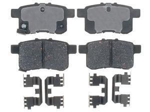 ACDELCO GOLD/PROFESSIONAL 17D1336CH Rear Brake Pad Set