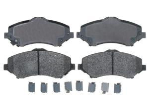 ACDELCO GOLD/PROFESSIONAL 17D1273MH Front Brake Pad Set