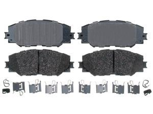 ACDELCO GOLD/PROFESSIONAL 17D1210CH Front Brake Pad Set