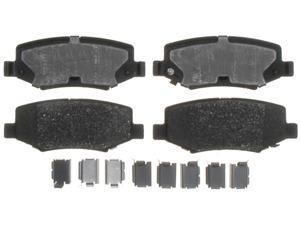 ACDELCO GOLD/PROFESSIONAL 17D1274MH Rear Brake Pad Set