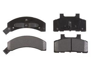ACDELCO GOLD/PROFESSIONAL 17D215M Front Brake Pad Set