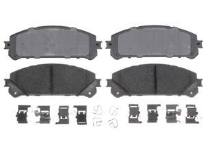 ACDELCO GOLD/PROFESSIONAL 17D1324CH Front Brake Pad Set