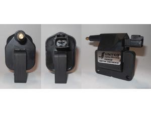 UNITED MOTOR PRODUCTS C-198 Ignition Coil
