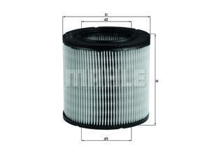 MAHLE ORIGINAL LX 249 Air Filter