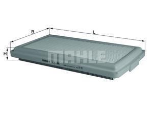 MAHLE ORIGINAL LX 36 Air Filter
