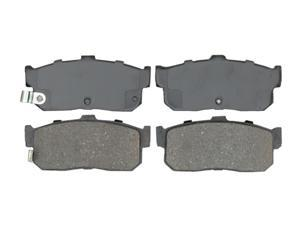 RAYBESTOS SGD540C Raybestos Service Grade Ceramic Brake Pad Set