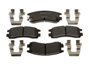 RAYBESTOS MGD714MH Raybestos R-Line Metallic Brake Pad Set