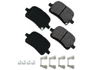 AKEBONO ACT707A Disc Brake Pad Kit