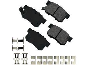 AKEBONO ACT537A Disc Brake Pad Kit