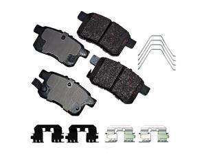 AKEBONO ACT1336A Disc Brake Pad Kit