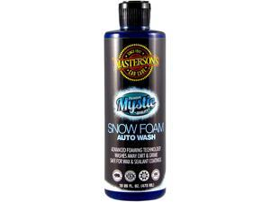 Masterson's - Mystic Snow Foam Auto Wash 16 oz - MCC_110_16 - Made in America