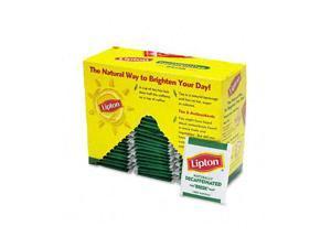 Lipton 290 Tea Bags, Decaffeinated, 72 Bags/Box