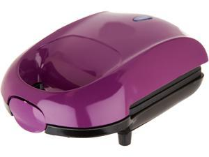 Dash K45920 Purple Purple Series Hot Pocket Sandwich Maker, Purple