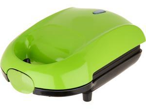 Dash K45920 Green Green Series Hot Pocket Sandwich Maker, Green