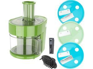 Dash K47971 Series 7-in-1 Food Processor Prep Master, Green