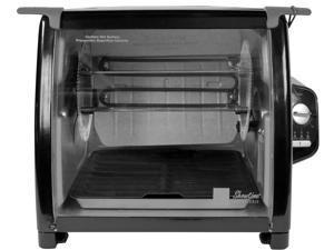 Ronco 5500 Series Rotisserie Oven, Black ST5500BLGEN