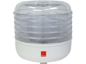 Ronco 5-Tray Electric Food Dehydrator FD1005WHGEN