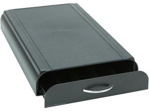 """Mind Reader """"Anchor"""" Coffee Pod Storage Drawer Black Color, 50 Capacity for Nespresso Single Serve Coffee Capsules,"""