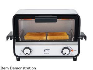 Sunpentown Easy Grasp 2-Slice Countertop Toaster Oven SO-0972W