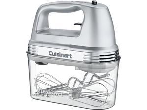 Cuisinart HM-90BCS Power Advantage PLUS 9-Speed Hand Mixer with Storage Case Silver