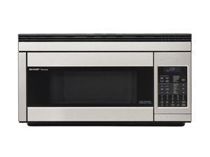 Sharp R-1874 1.1 cu. ft. 850W Over-The-Range Microwave