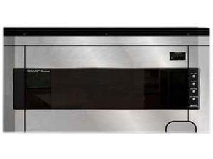 Sharp R-1514 1.5 cu. ft. 1000W Sensor Over-The-Range Microwave