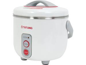 TATUNG TAC-03DW Indirect Heating Rice Cooker and Steamer (3 cup uncooked rice/6 cup cooked rice)