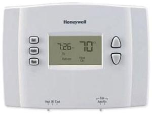 Honeywell RTH221B1021/A 1 Week Programmable Thermostat