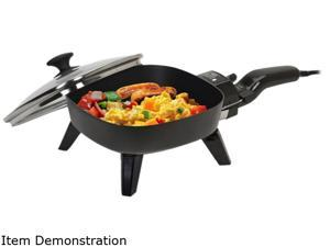 Elite EFS-400 6-inch Personal Electric Skillet