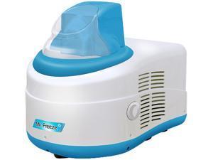 MAXI-MATIC EIM-550BL Mr. Freeze 1.5Qt. Ice Cream Maker with Compressor