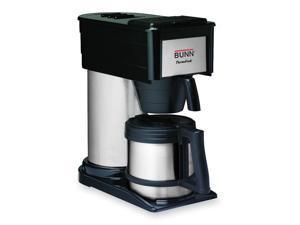 BUNN BTX Velocity Brew 10-Cup Thermal Carafe Home Brewer
