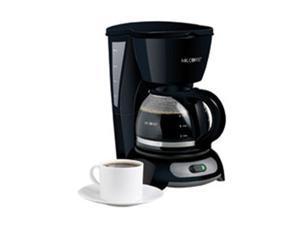 MR. COFFEE TF5 Black 4-Cup Switch Coffee Maker