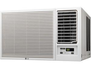 LG LW8016HR 7,500 BTU 115V Window-Mounted Air Conditioner with 3,850 BTU Supplemental Heat Function