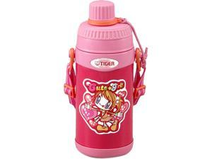 TIGER MMDB060PB Pink Direct Drink Thermos Bottle 16 oz. with