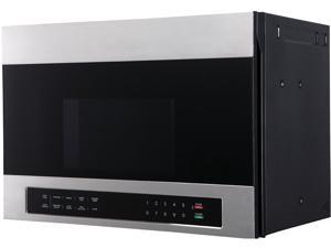"""Avanti 1000 Watts 24"""" Over The Range Microwave Oven M0TR13D3S Stainless Steel"""