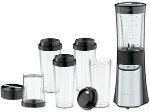 Cuisinart CPB-300C 32 oz Jar Size 15-Pc. Compact Portable Blending/Chopping System