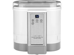 Cuisinart CYM-100C Electronic Yogurt Maker with Automatic Cooling