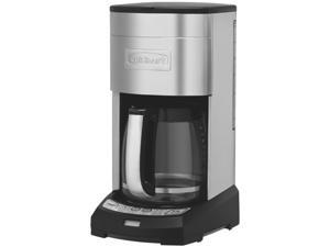 Cuisinart DCC-3650C Black/Steel Extreme Brew 12-Cup Coffee Maker